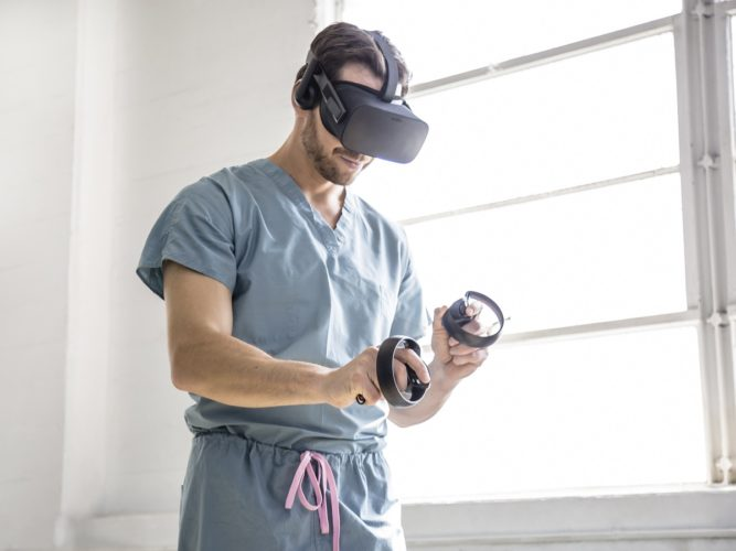 Study Shows Significant Improvement in Surgical Proficiency Using VR