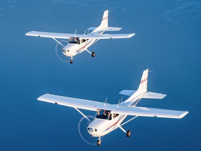 New Cessna Aircraft for ATP Flight School