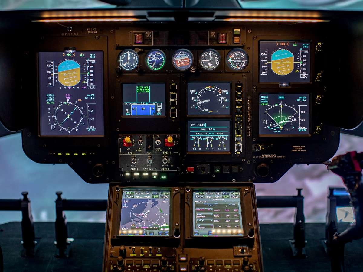 Entrol h135 fnpt ii mcc simulator