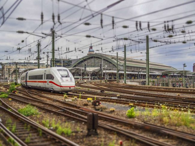 Rail CRM training