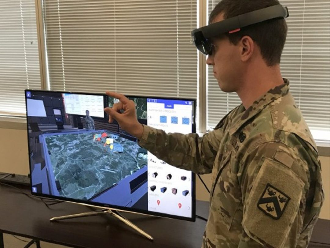 US Army Gaming Industry
