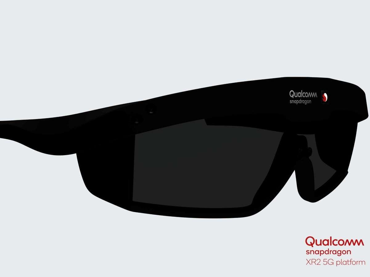 Snapdragon xr2 5g platform concept glasses