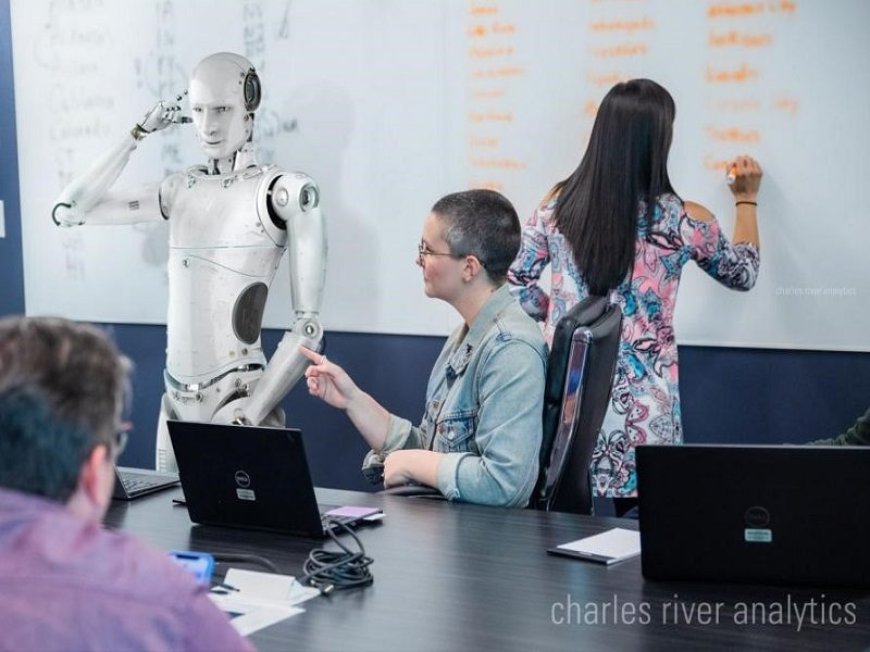 Charles River Analytics Leverages AI to Understand Human Teams