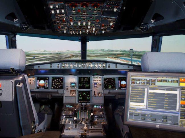 GTA A320 FFS