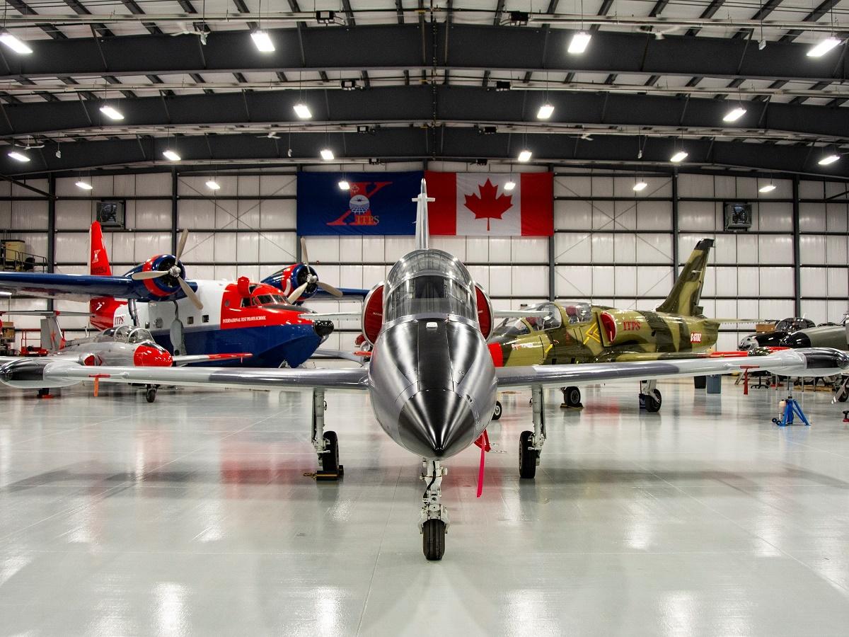 Itps hangar