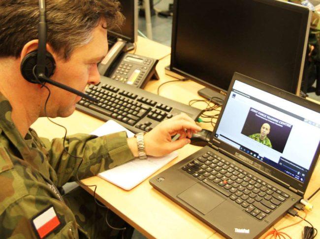 NATO mission