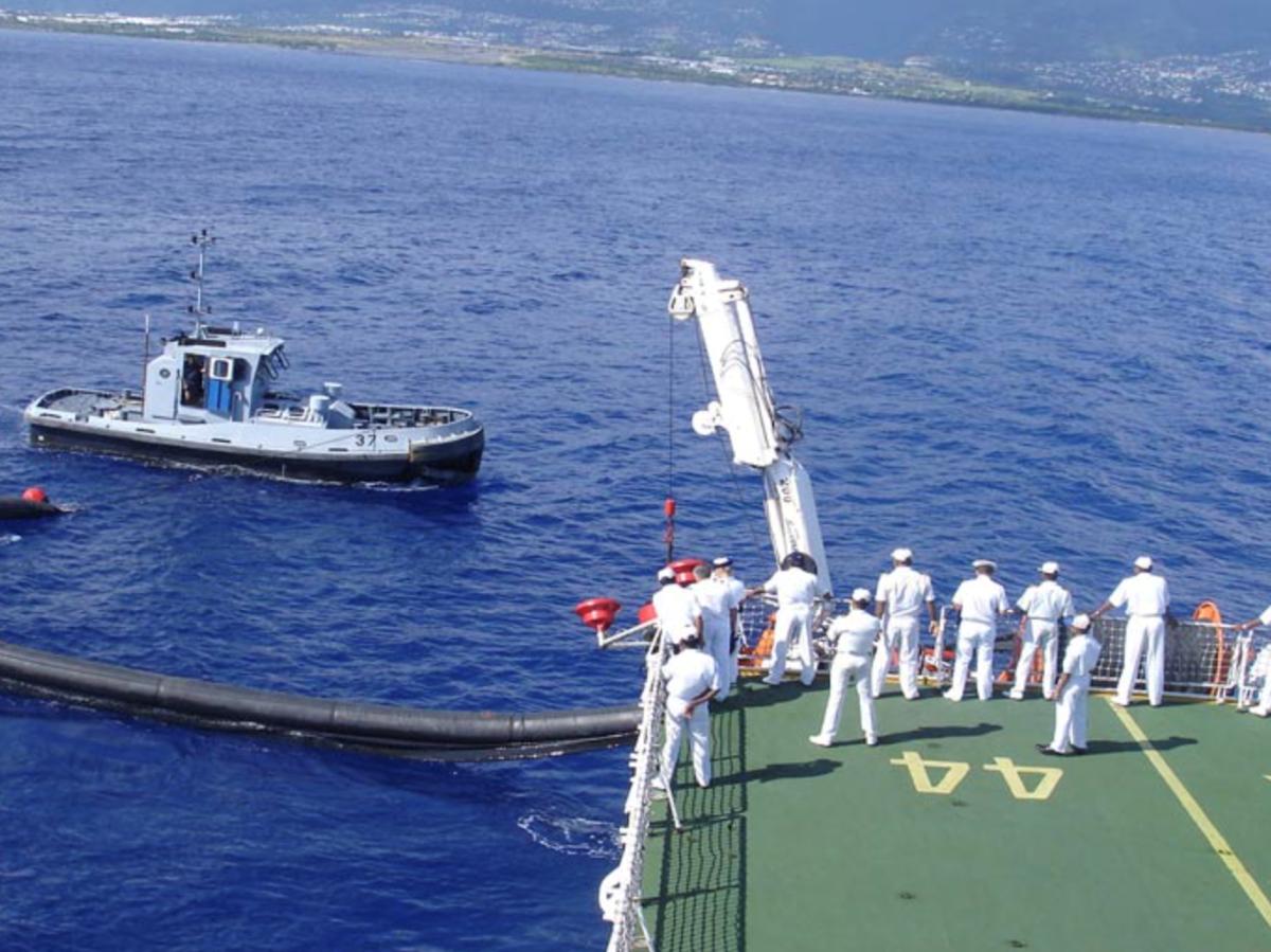 Indian Coast Guard training academy