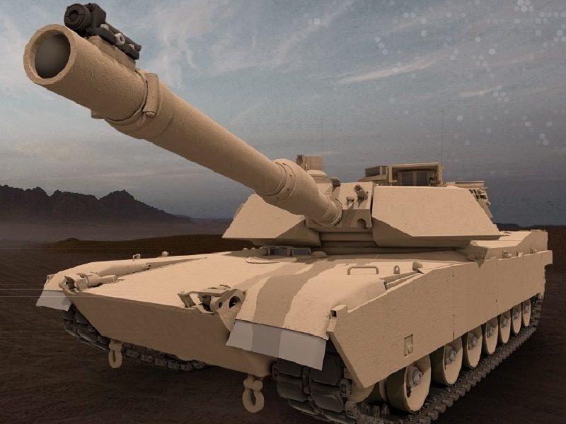 US Army to Receive Battle Tank Trainers