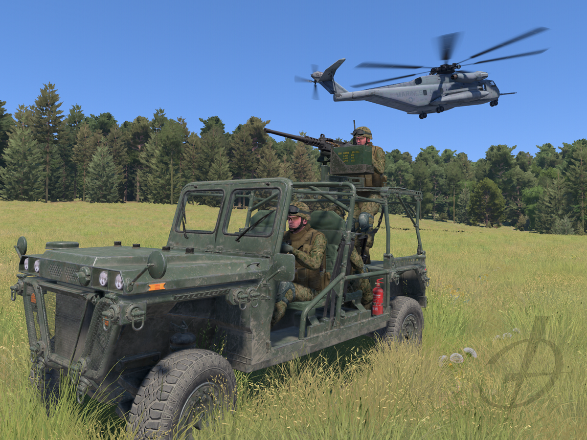 US Marine Corps Acquire VBS4 Licenses
