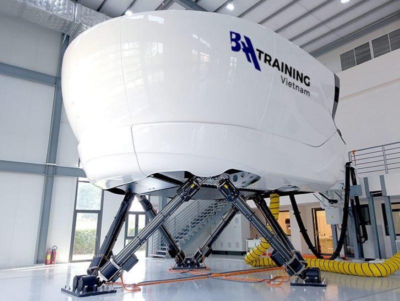 BAA Training Vietnam A320 FFS