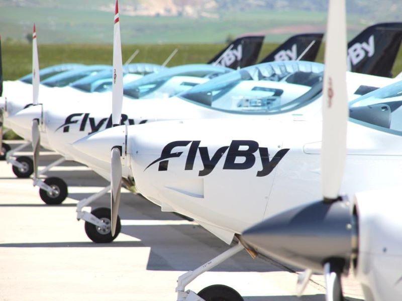 FlyBy fleet