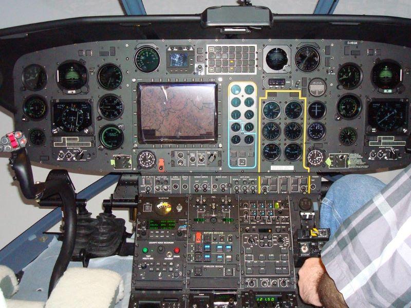 Frasca airbus as332 simulator