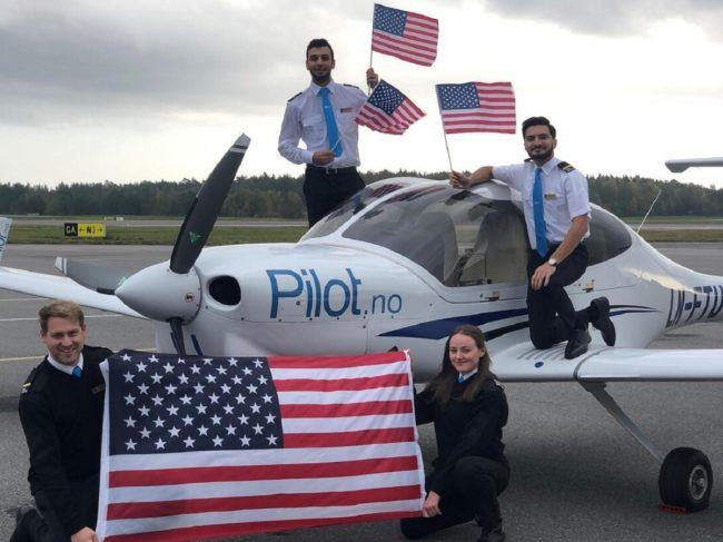 European Flight School Establishes US Training Site