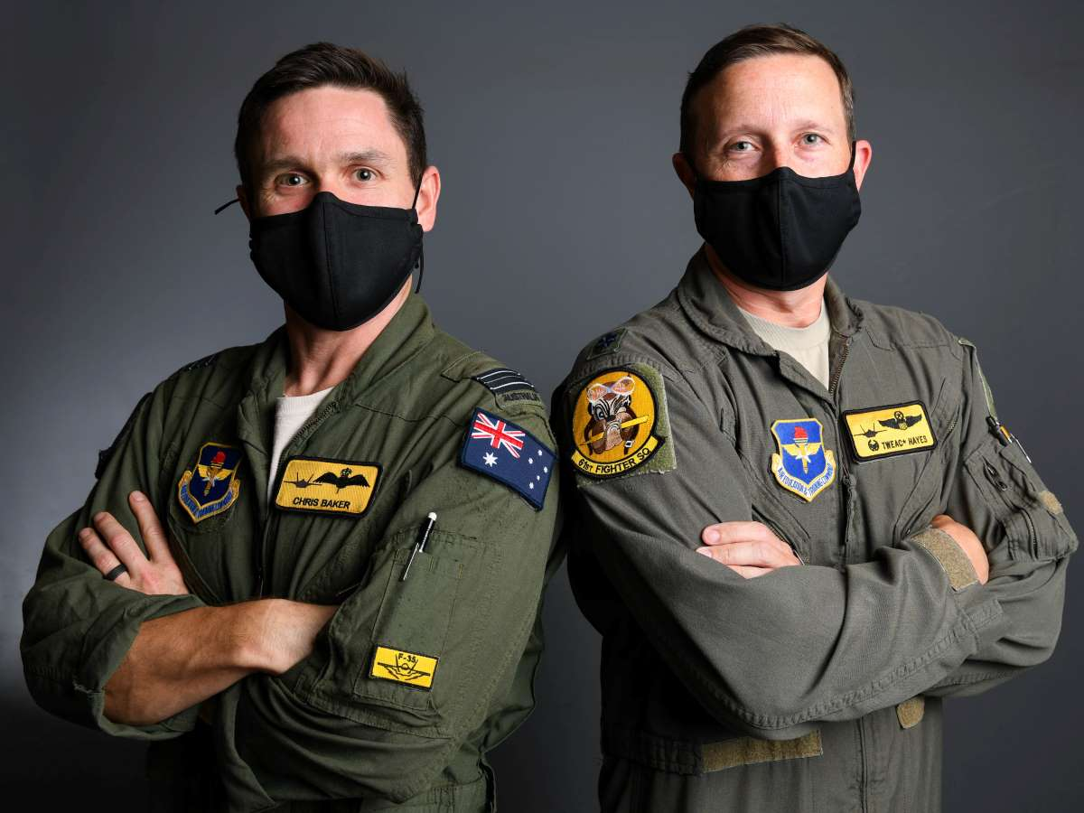 Joint F-35 Training