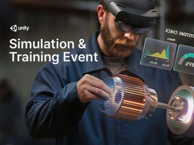 Simulation & Training Virtual Event: Explore the Future of AR, VR, AI & More