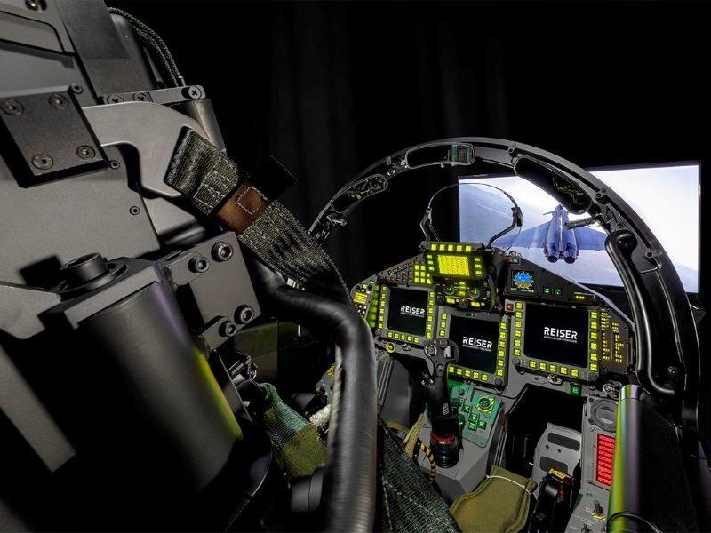 Reiser Typhoon Sim