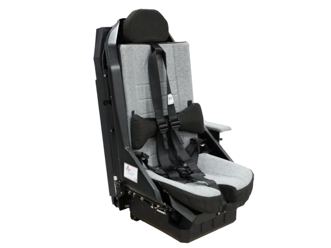 ACME True Q Dynamic Motion Seat Facilitates Simulation Application