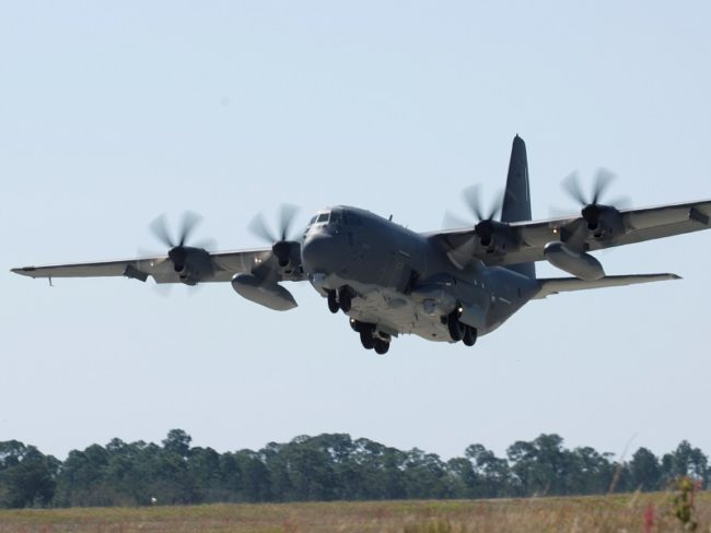 New Home for US Air Force Ghostrider Training