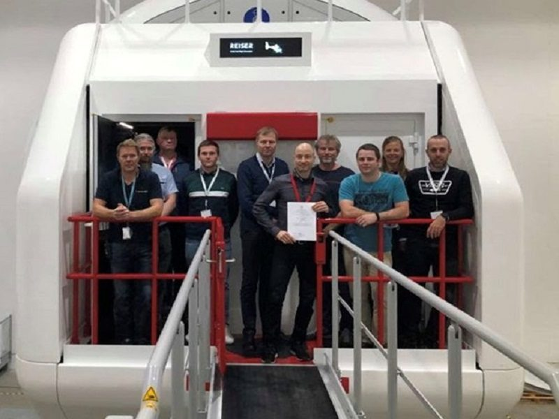 Helicopter Simulator Using ASTi Telestra Now Qualified
