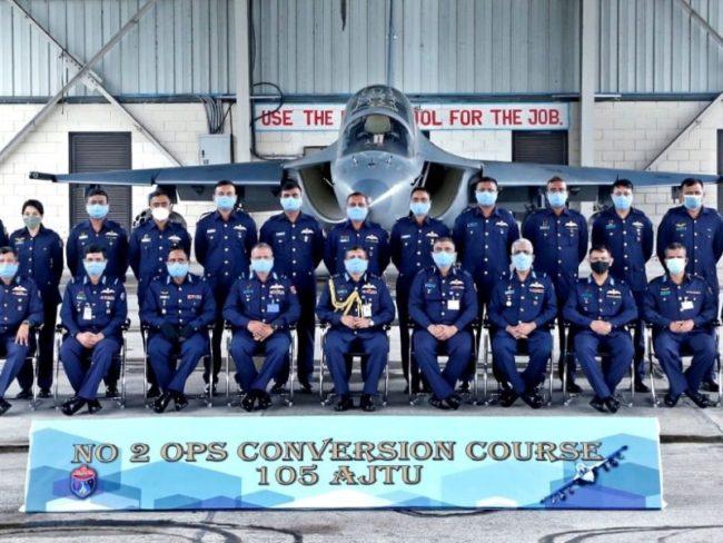 BAF Yak-130 course