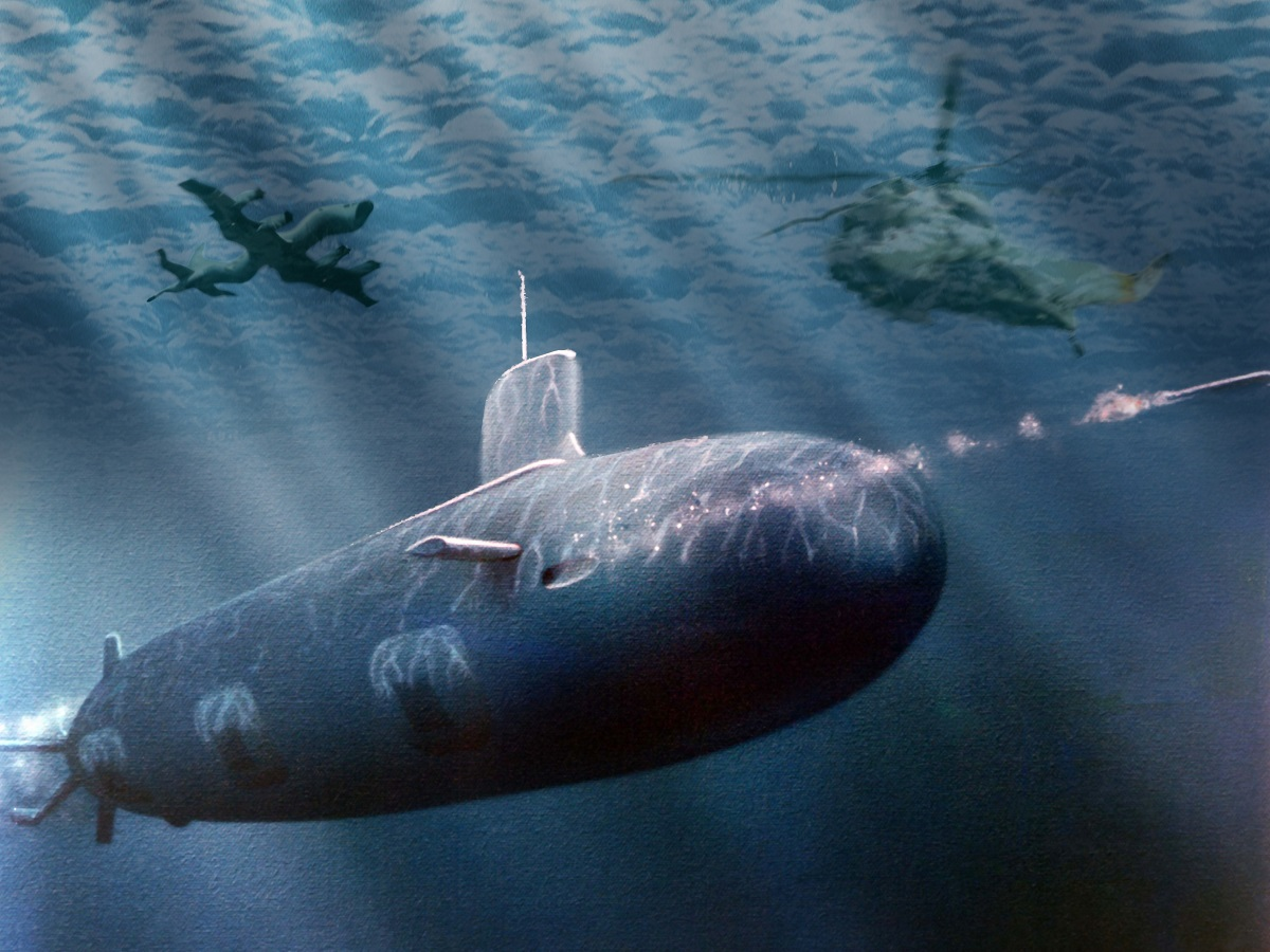 Cae mad xr detects submarines and magnetic anomalies