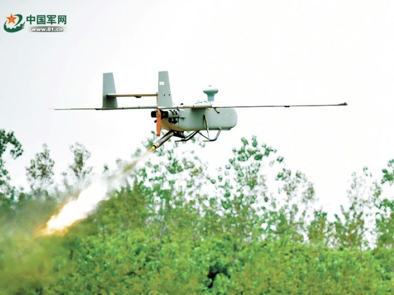 Chinese pla starts certification course for uav operators 2