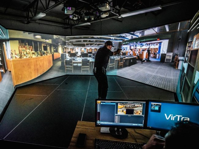 VirTra Appoints Military Simulation Training Expert to Board