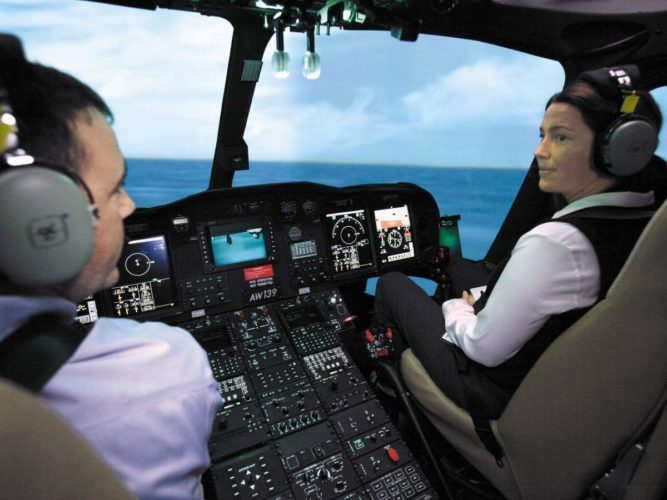 FSI Helicopter training