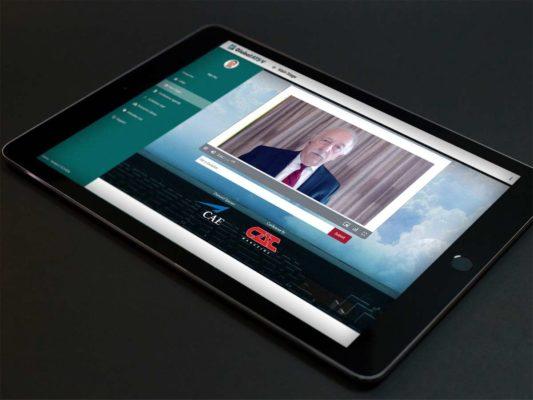 Global ATS-V iPad