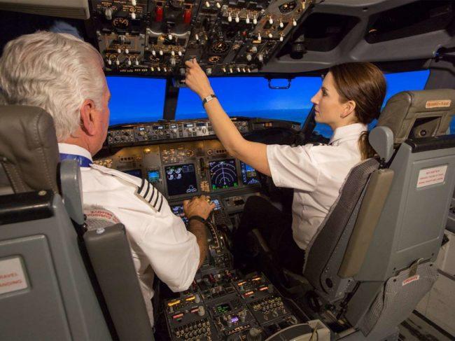 Boeing training