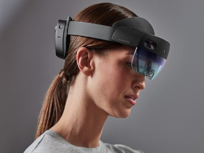 Cloud Platform Supports Microsoft Hololens 2