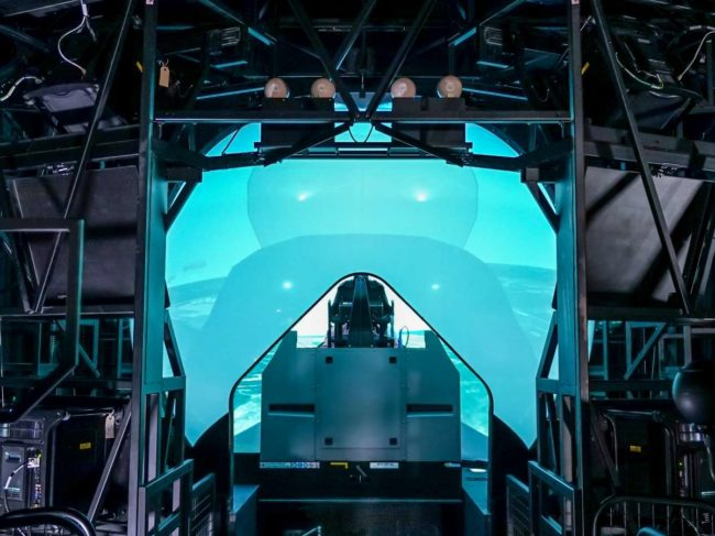 vIITSEC F-35 FMS