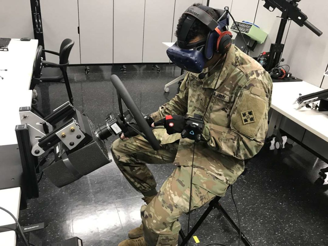vIITSEC US Army synthetic