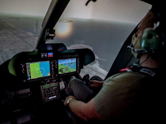 Entrol Bell 505 FTD