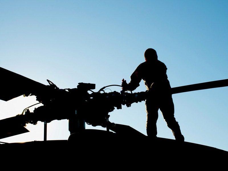 Pinnacle Developing Black Hawk Blade Repair Instruction