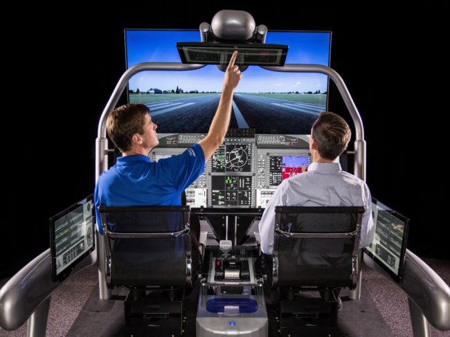 Royal Flying Doctor Service Adds FlightSafety FTD to Training Program