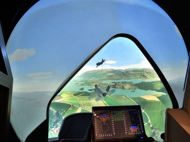 Orders Up for Collins Aerospace Griffin-2 Display