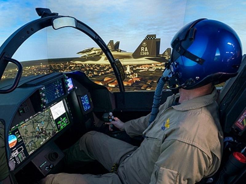 High res t 7a pilot