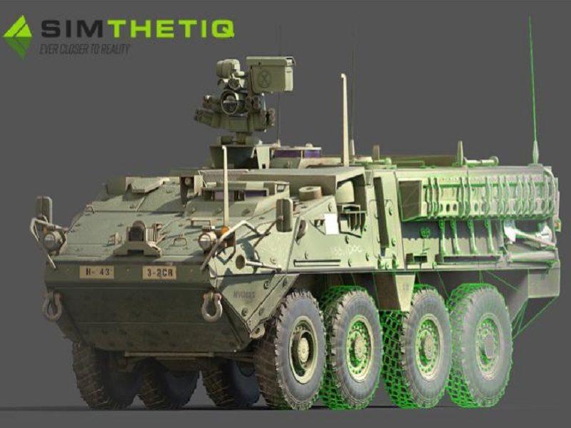 Partner of Choice for Military Sim & Training Company