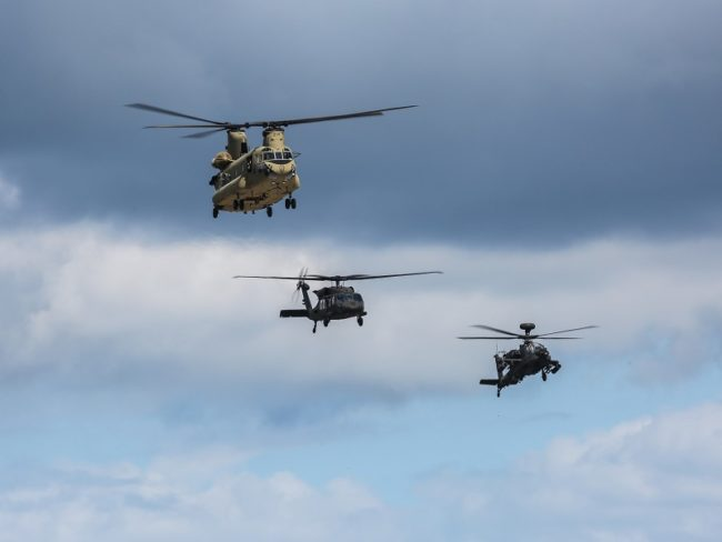 CAE USA to Provide Flight Training Support for US Army