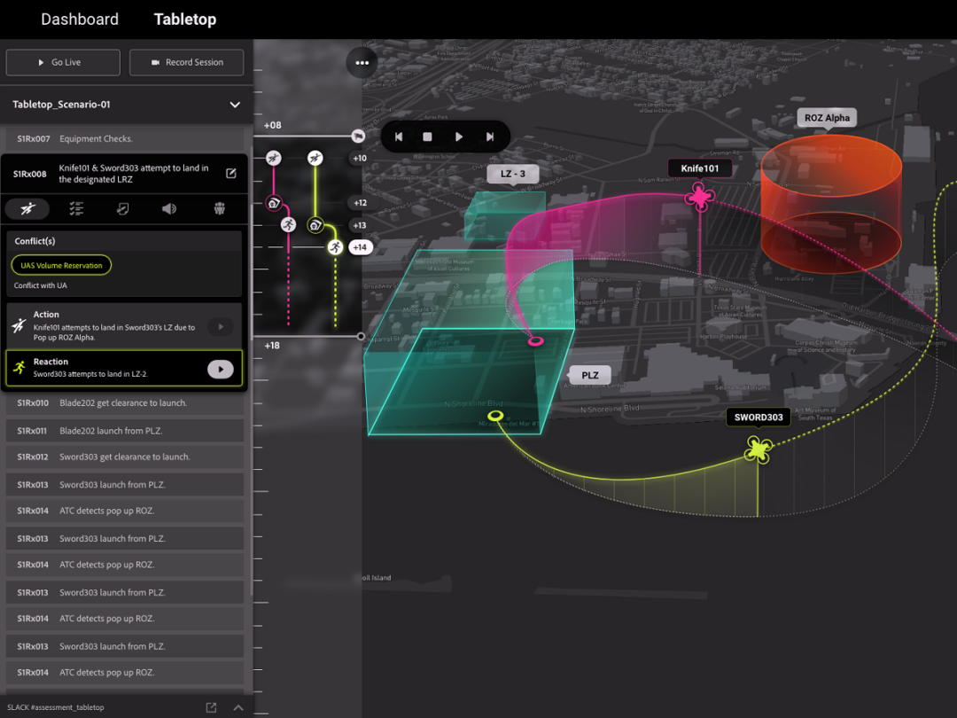 Trideum Supports Lone Star and FAA with Virtual Tabletop