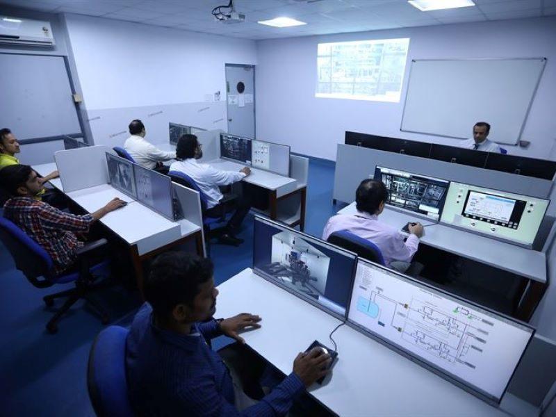 Warsila LNG Simulator