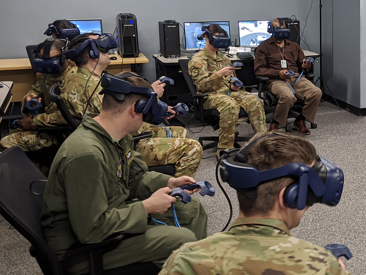 Mass Virtual Receives Five-Year US Air Force Contract