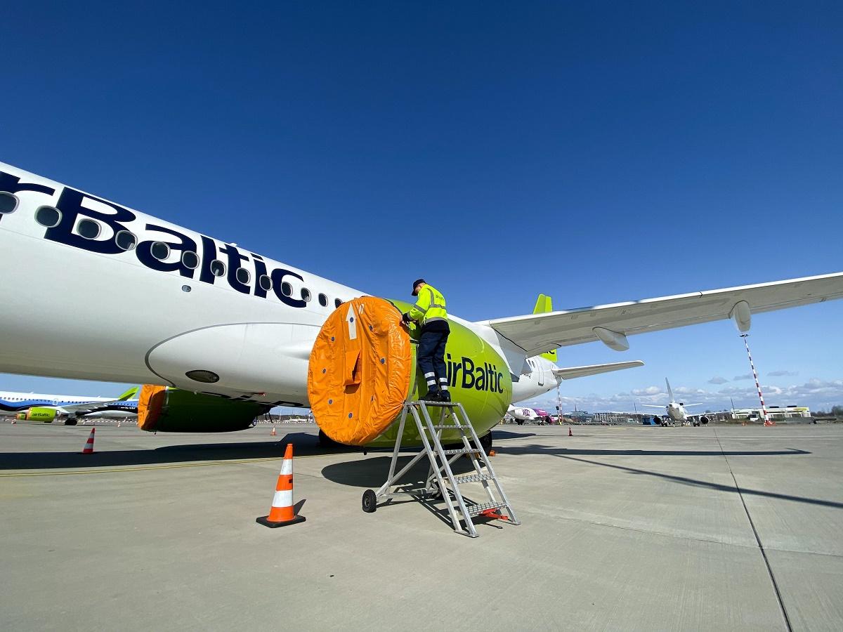 2021 01 25 airbaltic maintenance
