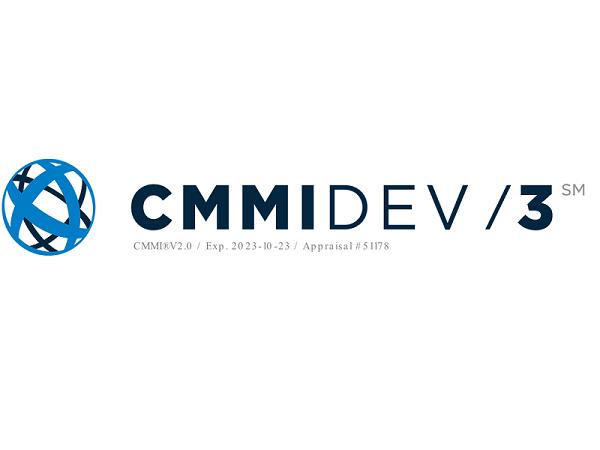 ECS Earns CMMI Level 3