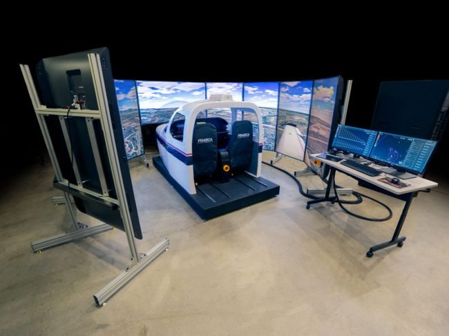 US Air Force Academy Takes on New Sim