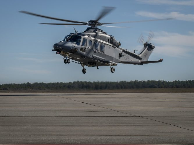 Pinnacle Supports Boeing on Grey Wolf Program