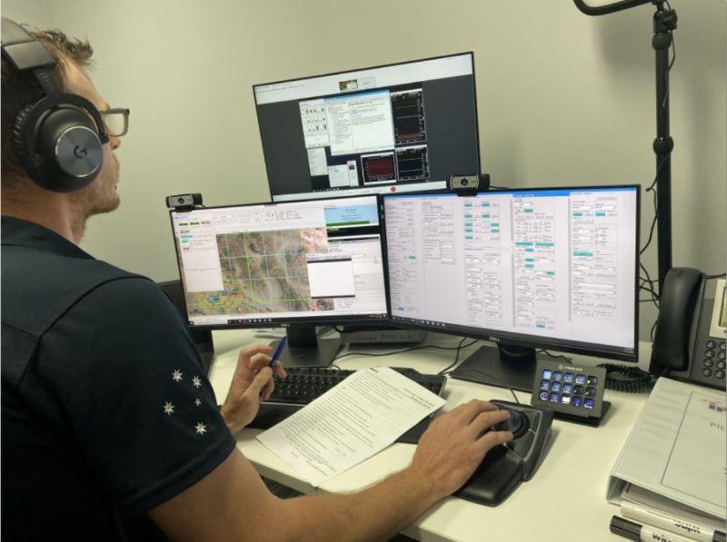 Ran scaneagle uas training goes virtual