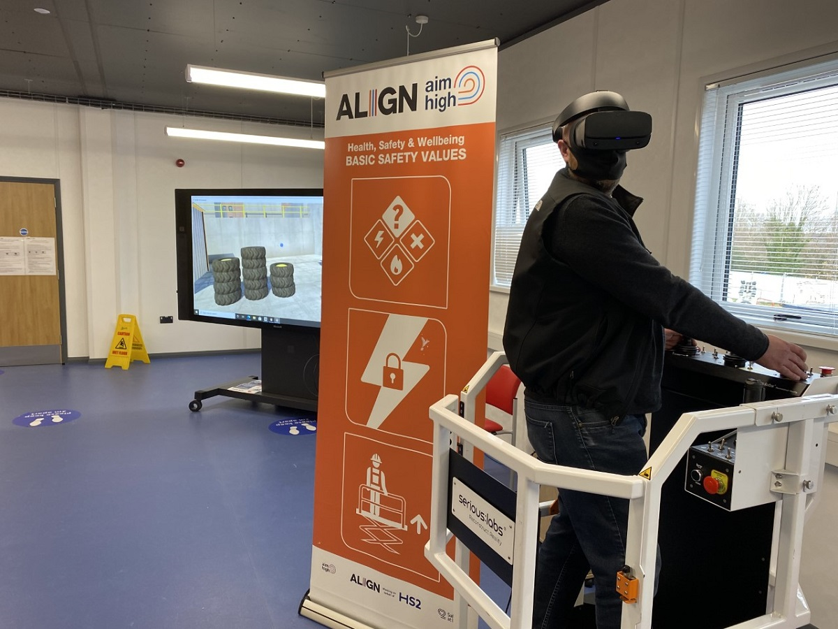 Serious labs sim to train uk rail operators