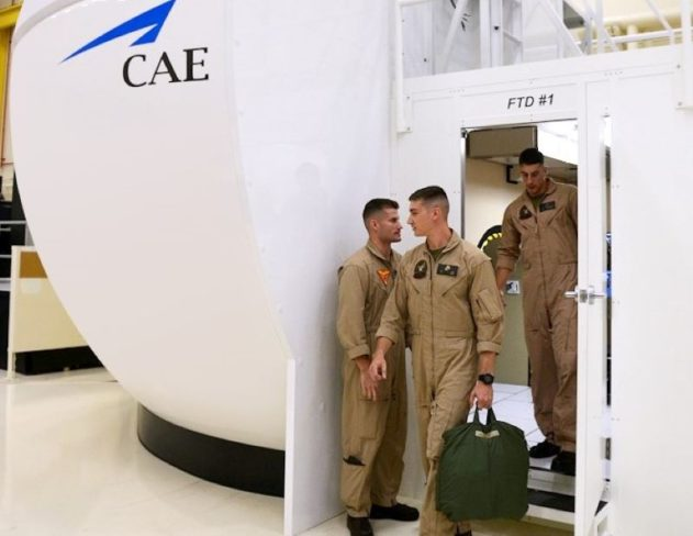 CAE USA Contracted for Further T-44C Aircrew Training